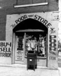 The poor store
