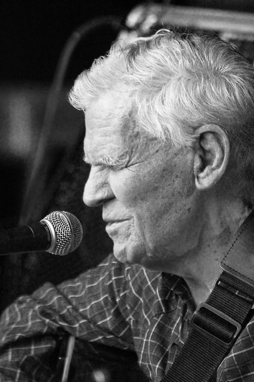 Doc Watson by Doc Hayes