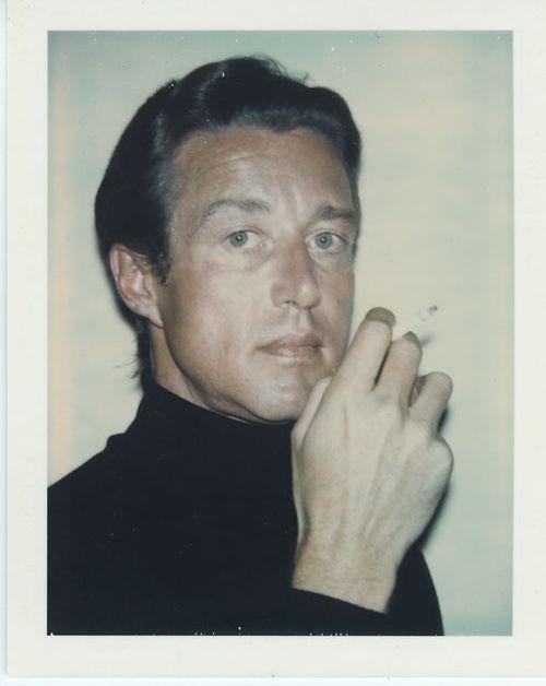 Halston 1974 Weatherspoon Warhol